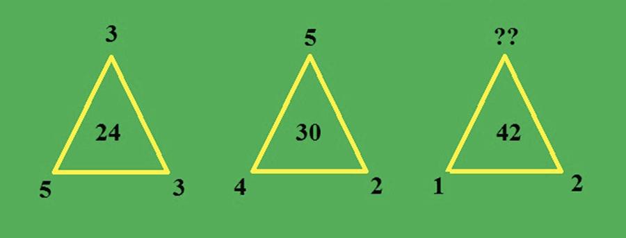 Bốn câu đố kiểm tra IQ - 4