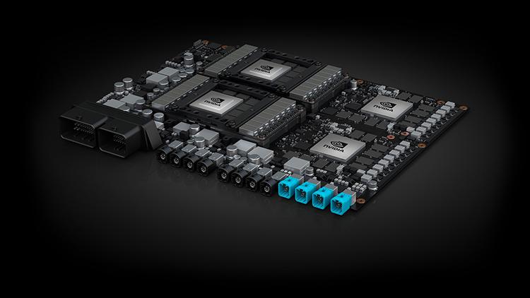 Một con chip của Nvidia.