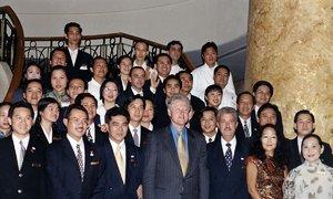 Ngày không quên của khách sạn đón Bill Clinton ở TP HCM