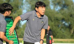HLV tuyển Indonesia 'phát điên' vì cầu thủ lười nhác