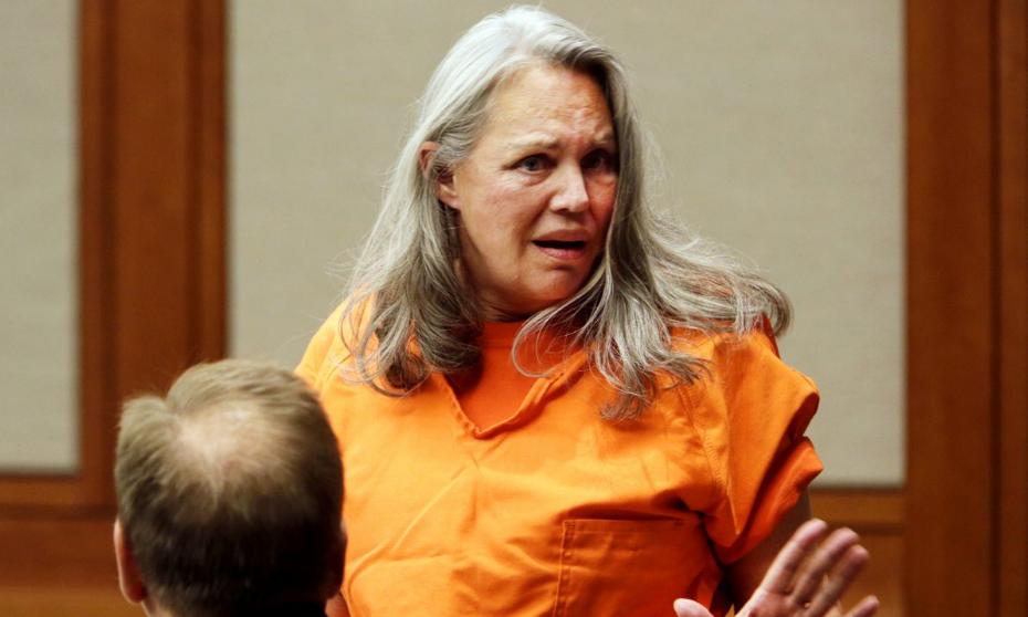 Pam Phillips tại tòa năm 2014. Ảnh: Arizona Daily Star.