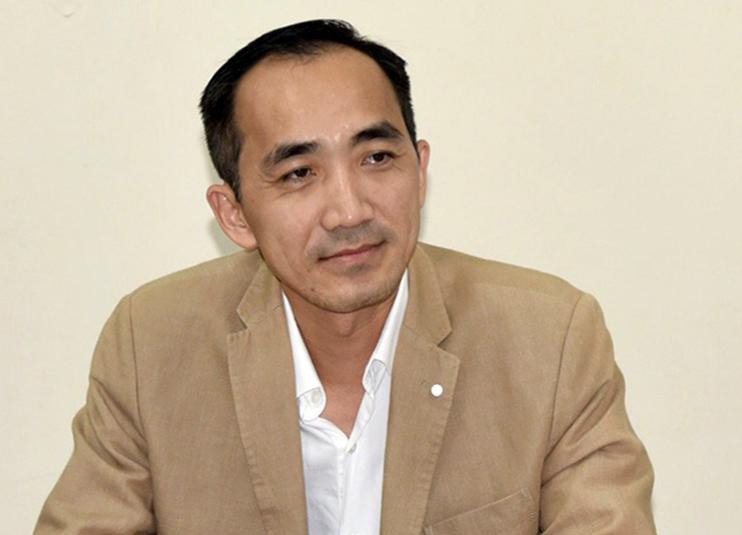 Ông Nguyễn Phương Lam - Giám đốc Phòng Thương mại và Công nghiệp Việt Nam chi nhánh Cần Thơ. Ảnh: Cửu Long
