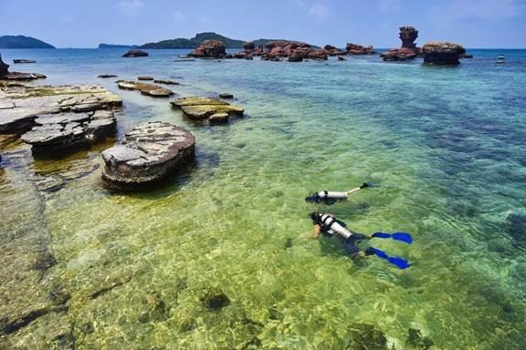 Ảnh 1: Theo SCMP, Phú Quốc trở thành niềm hi vọng lớn thúc đẩy du lịch Việt Nam.