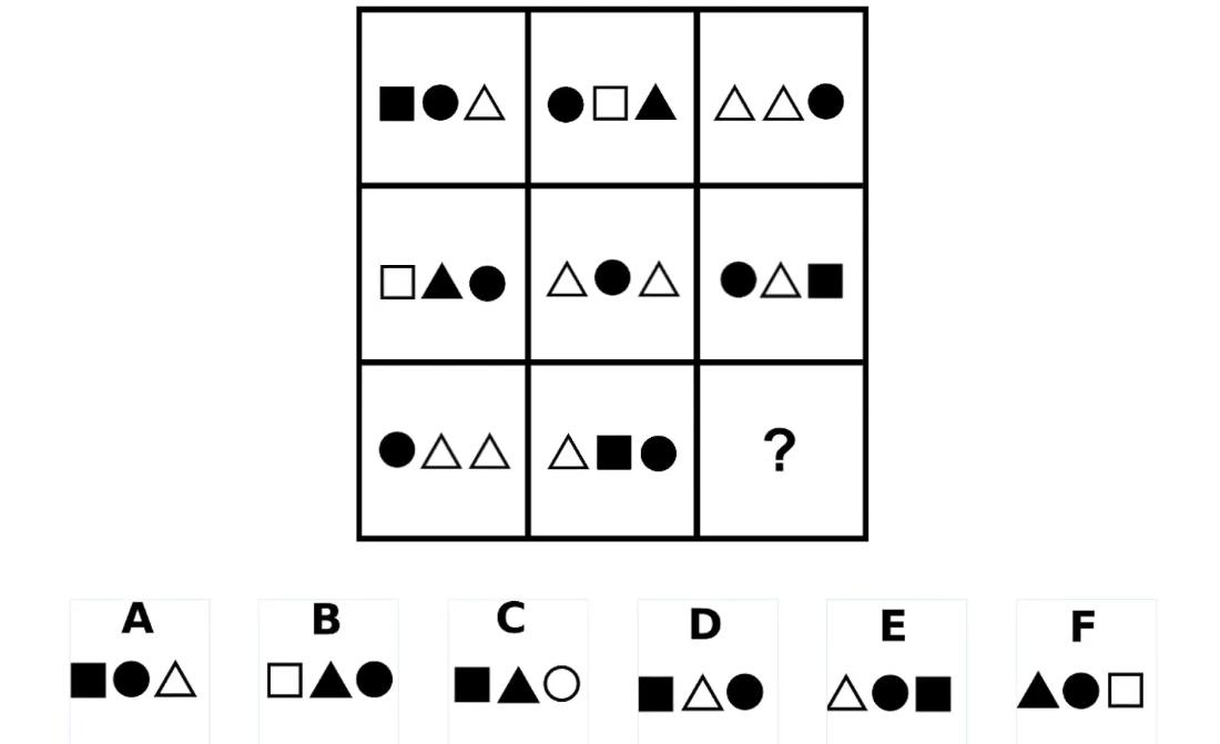 Đo trí thông minh với bốn câu đố IQ - 2