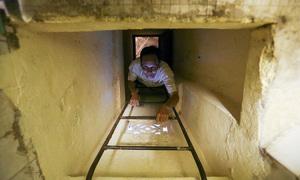 Căn hầm chứa 3 tấn vũ khí của Biệt động Sài Gòn