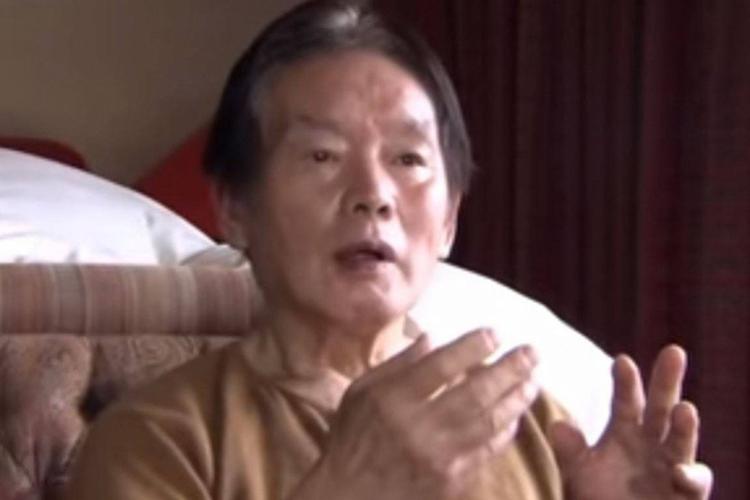 Trùm bất động sản Kosuke Nozaki. Ảnh chụp màn hình YouTube.
