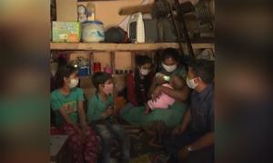 Sợ hãi bao trùm khu ổ chuột Ấn Độ giữa Covid-19