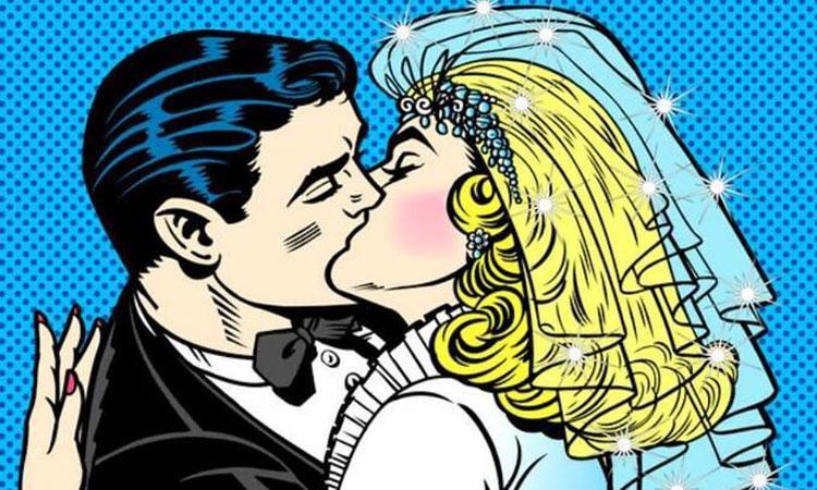 Chồng thích nghe vợ nói ly dị - 1
