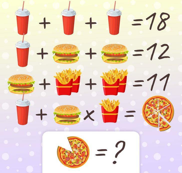 Kiểm tra IQ với 4 câu đố toán học - 1