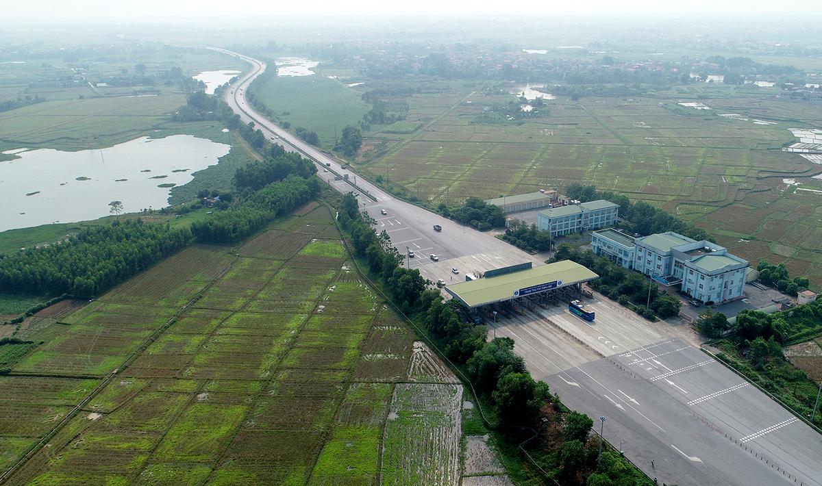 Cao tốc Nội Bài - Lào Cai. Ảnh: Giang Huy