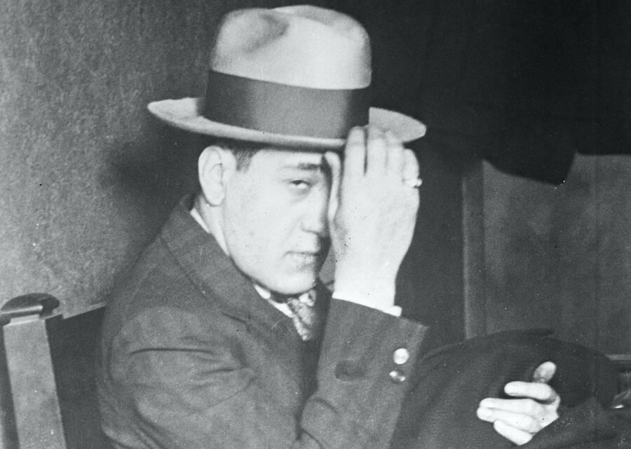 Tony Accardo vào năm 1930. Ảnh: Getty.