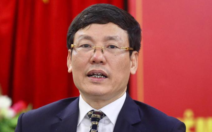 Ông Lê Duy Thành, Chủ tịch UBND tỉnh Vĩnh Phúc. Ảnh: Gia Chính