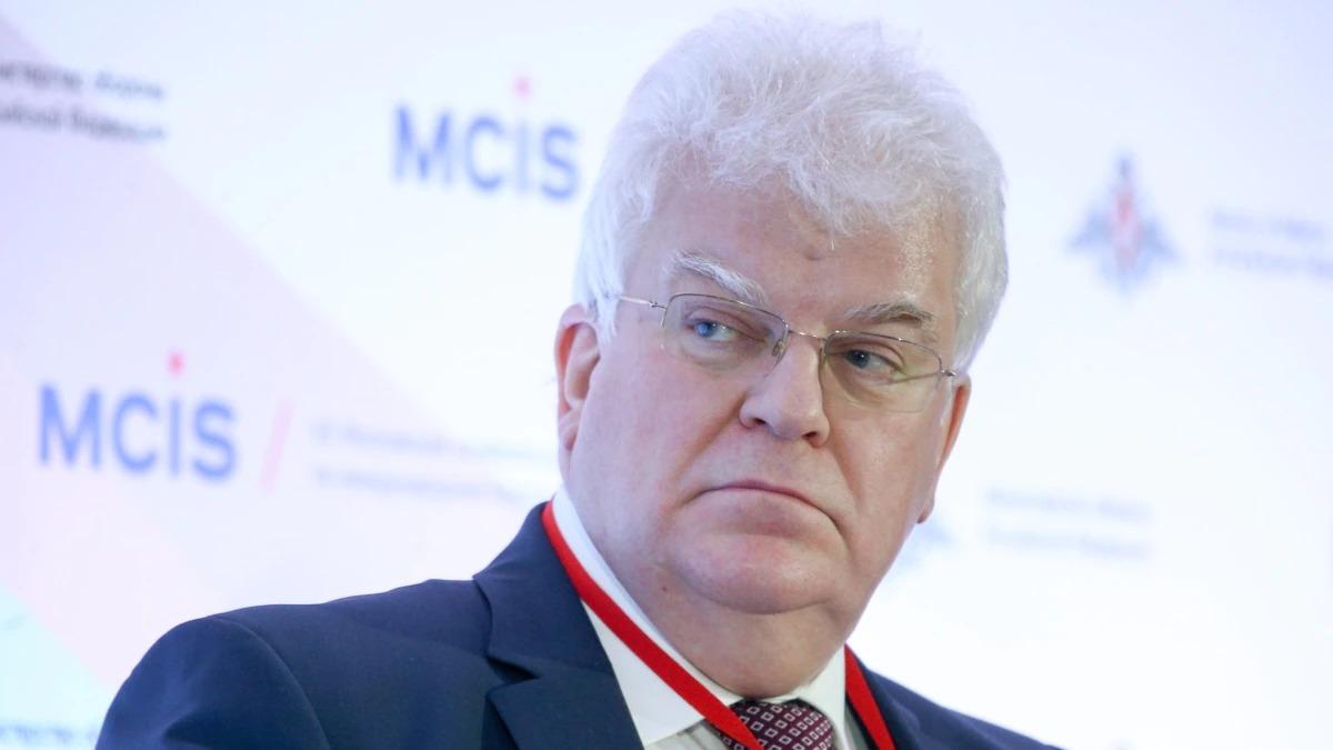 Vladimir Chizhov, đại sứ Nga tại Liên minh châu Âu. Ảnh: Tass