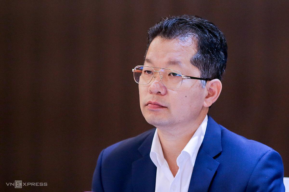 Ông Nguyễn Văn Quảng, Bí thư Thành ủy Đà Nẵng. Ảnh: Nguyễn Đông.