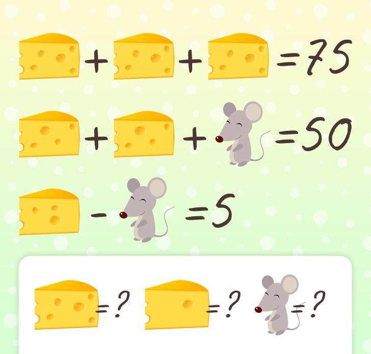 Rèn tư duy với 4 câu đố toán học - 1