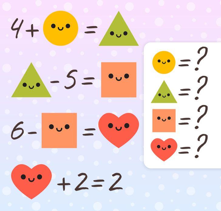 Rèn tư duy với 4 câu đố toán học - 3