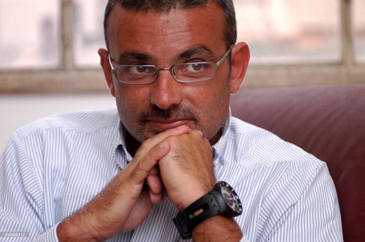Francesco Curcio, công tố viên trưởng tại Potenza. Ảnh: Getty.