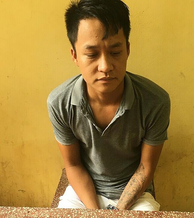 Nghi can Phạm Văn Quân. Ảnh: Lam Sơn.