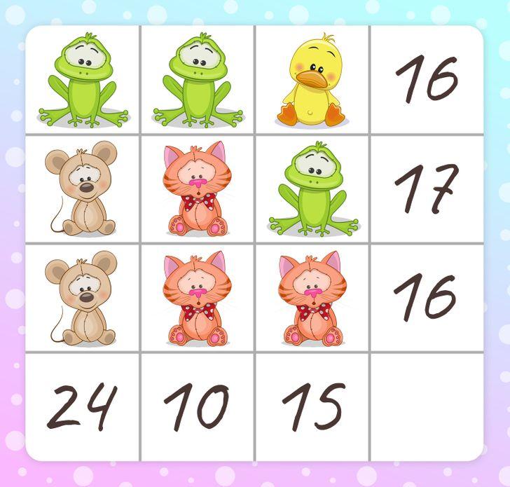 Bốn câu đố thử thách IQ - 1