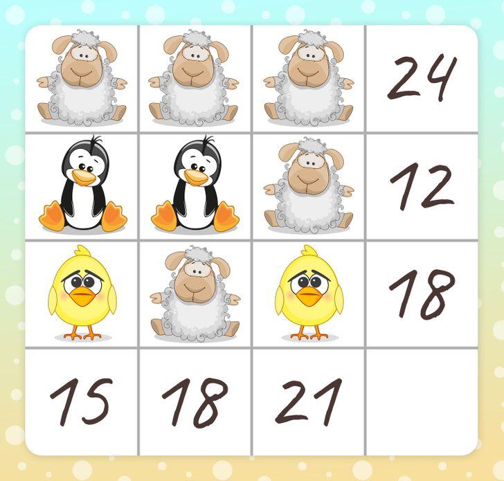 Bốn câu đố thử thách IQ - 3