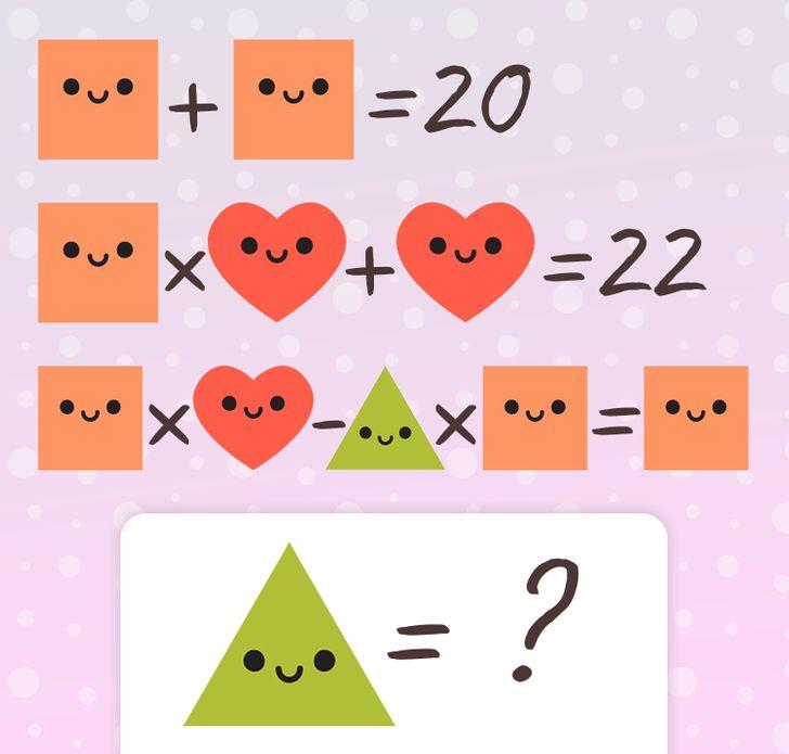 Bốn câu đố thử thách IQ - 2