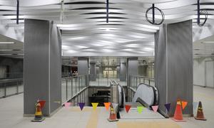 Ga ngầm Ba Son sắp hoàn thành