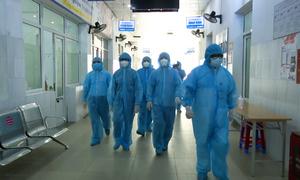 8 người nghi nhiễm ở Vĩnh Phúc liên quan hai ổ dịch