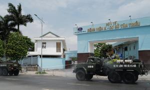 11 khu vực bị cách ly, phong tỏa tại Hà Nội