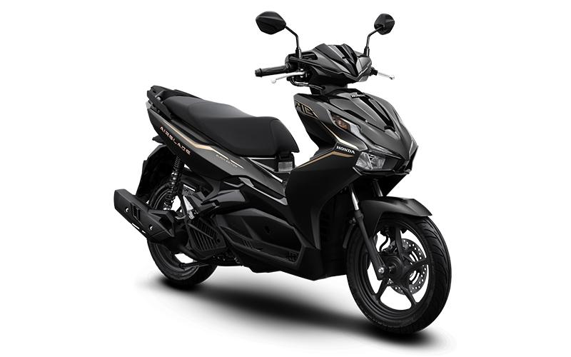 Honda Air Blade Black Edition version.