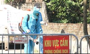 Hà Nội phong tỏa xã hơn 11.000 dân