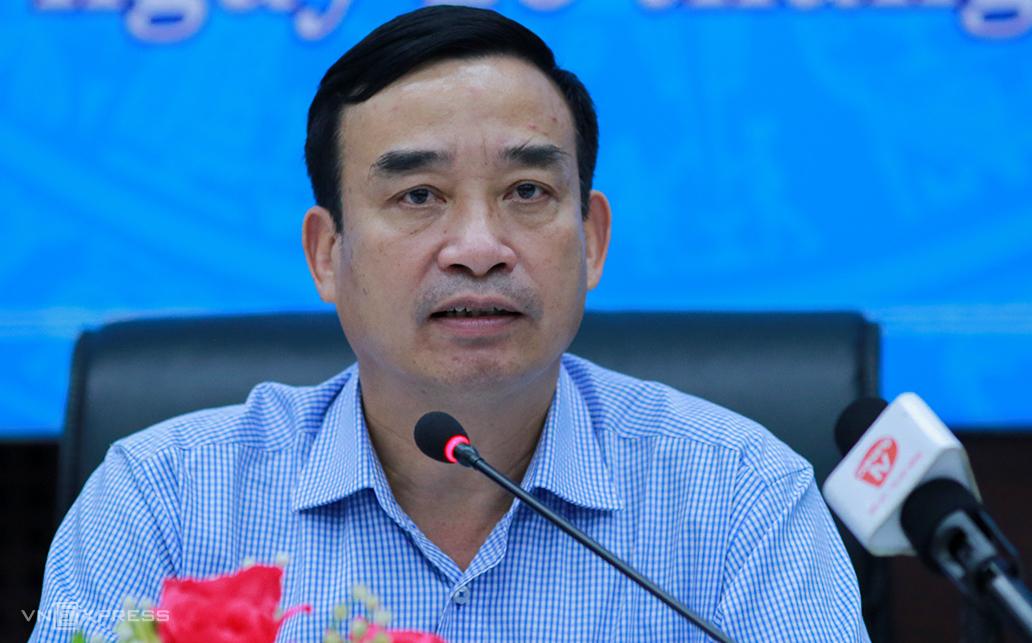 Ông Lê Trung Chinh, Chủ tịch TP Đà Nẵng. Ảnh: Nguyễn Đông