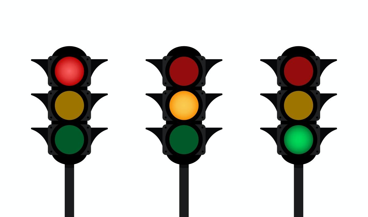 Đèn tín hiệu giao thông. Ảnh: Shutterstock