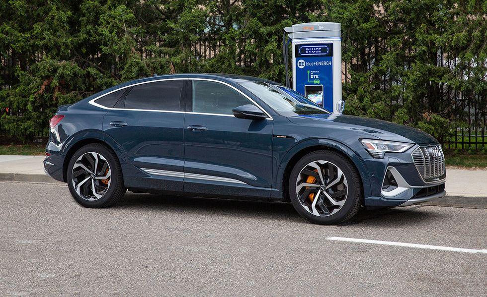 Những mẫu ôtô điện bán chạy nhất - 6