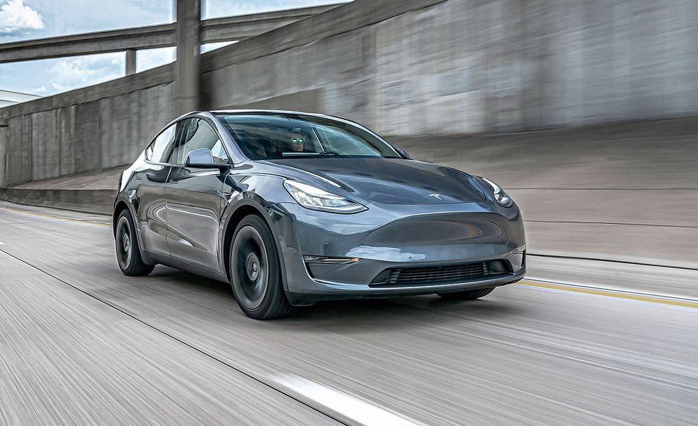 Những mẫu ôtô điện bán chạy nhất - 11