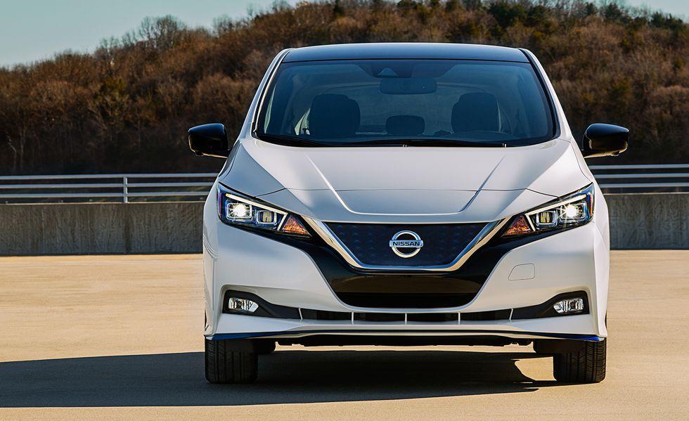 Những mẫu ôtô điện bán chạy nhất - 4