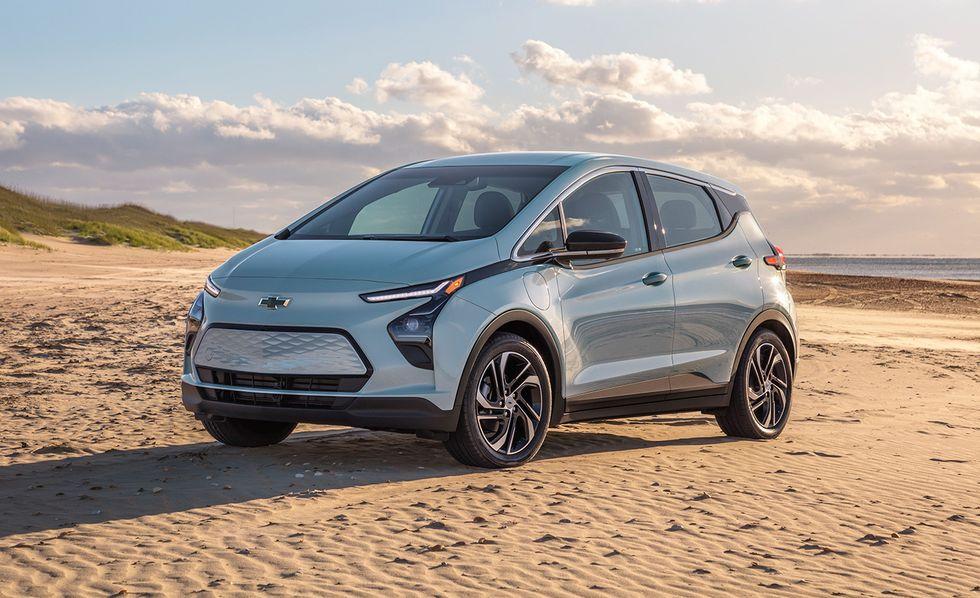 Những mẫu ôtô điện bán chạy nhất - 9