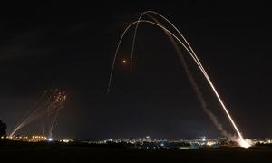 Lá chắn tên lửa giúp Israel đối phó 'mưa rocket'