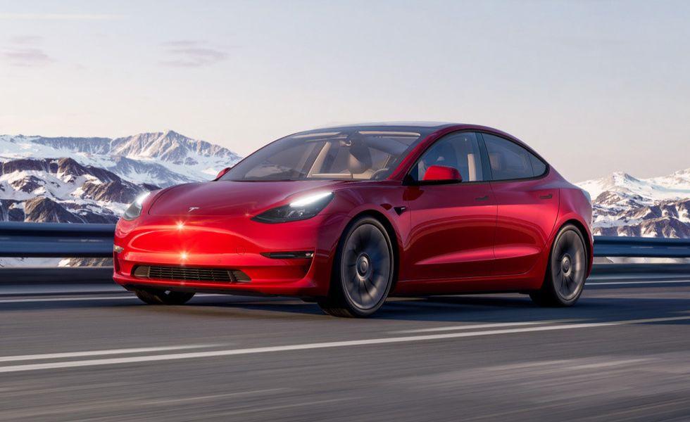 Những mẫu ôtô điện bán chạy nhất - 10