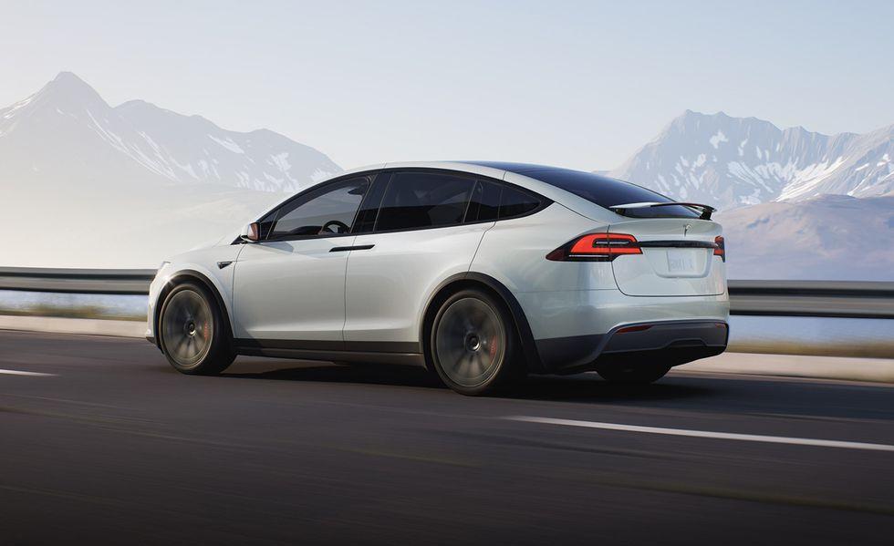 Những mẫu ôtô điện bán chạy nhất - 7