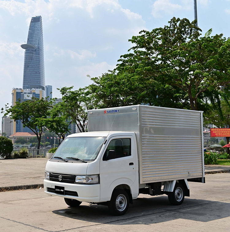 Suzuki Carry Pro is a model that receives incentives in May.