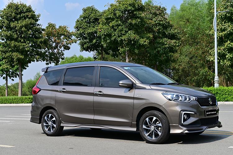 Suzuki Ertiga . series