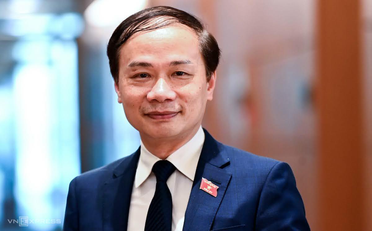Tân Phó Ban Dân vận Trung ương Phạm Tất Thắng. Ảnh: Giang Huy