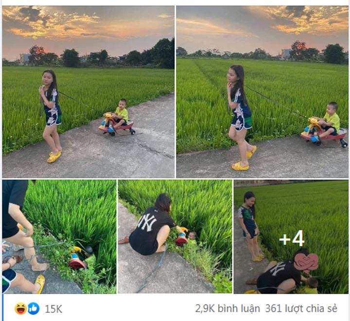 Chia sẻ nhận về hơn 15 nghìn lượt thích với hơn 2,9 nghìn bình luận.
