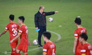 Góc nhìn của HLV Park Hang-seo về V-League