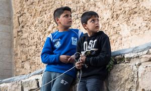 Cuộc sống bên trong thành phố Palestine do Israel kiểm soát
