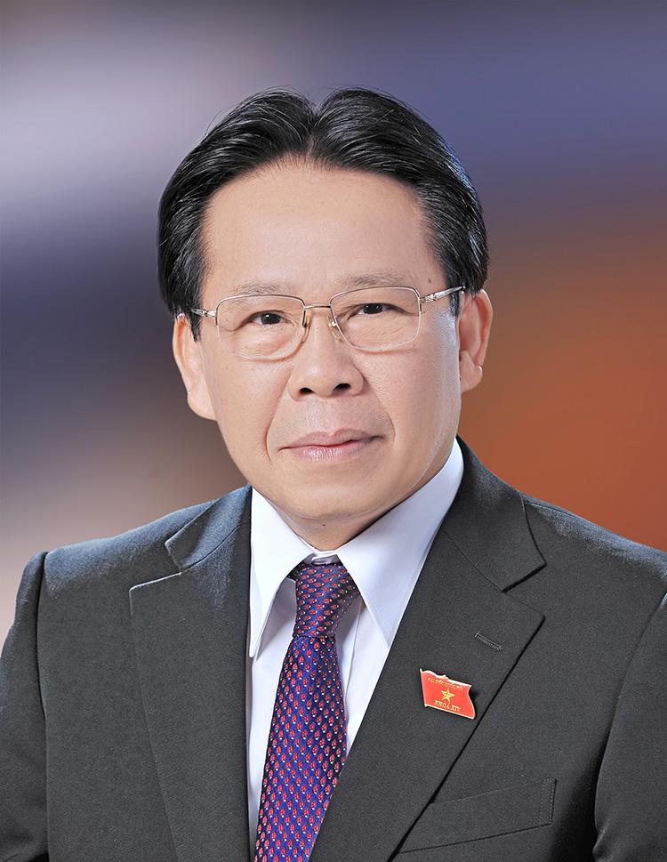 TSKH Nghiêm Vũ Khải, nguyên Thứ trưởng Bộ Khoa học và Công nghệ, đại biểu Quốc hội khóa XI, XII và XIV. Ảnh: NVCC.