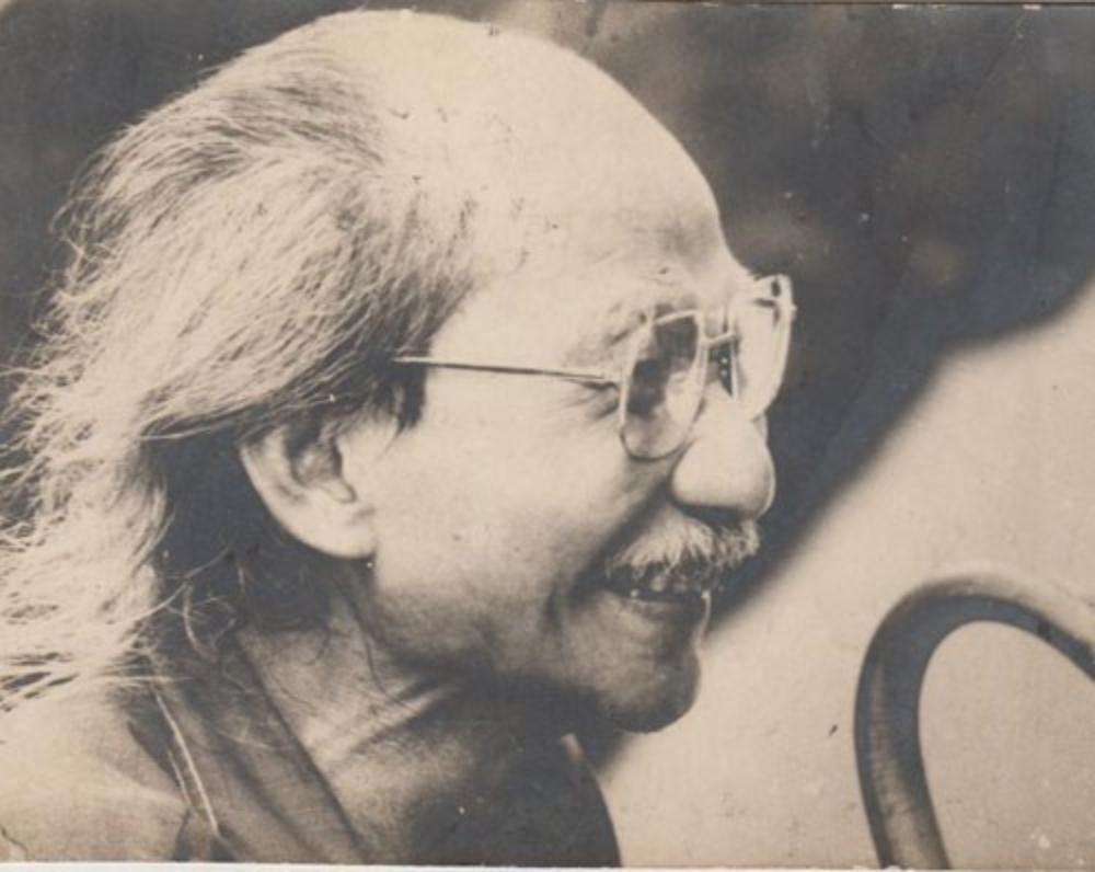 Nhà văn Nguyễn Tuân. Ảnh: Báo QĐND.