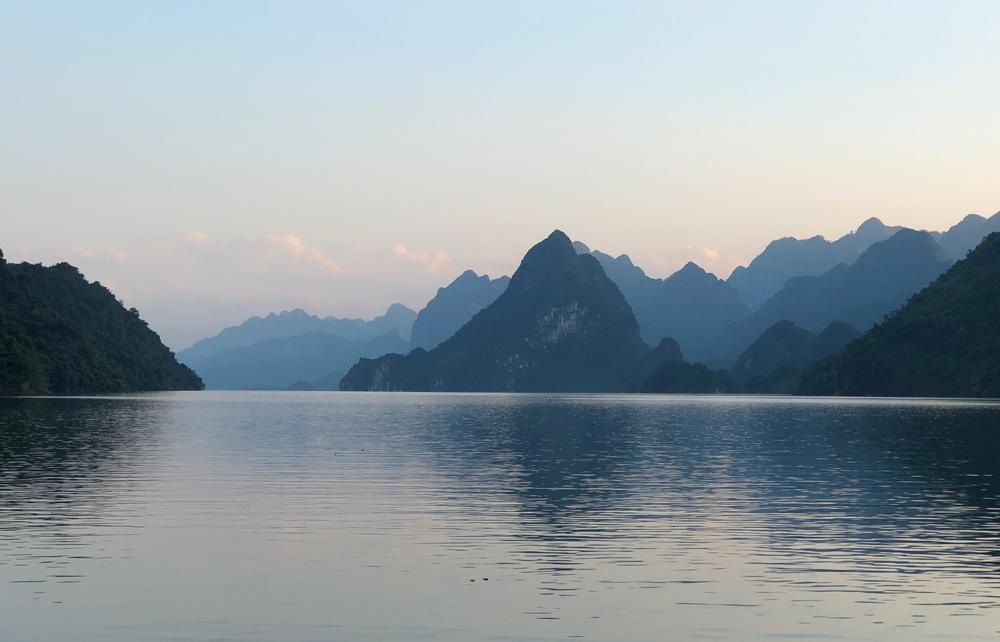 Sông Đà. Ảnh: An Yên.