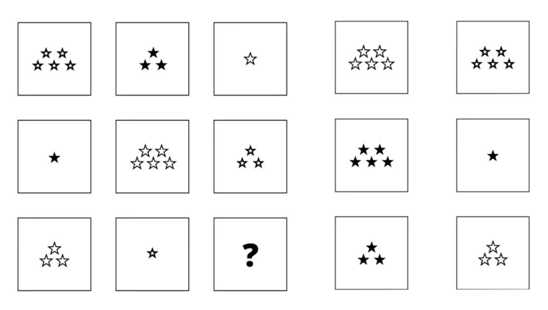 Kiểm tra IQ với bốn câu đố - 1