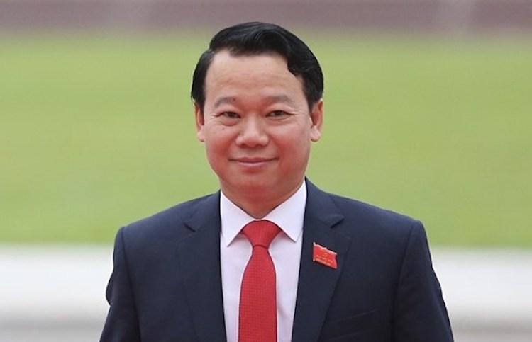 Bí thư tỉnh ủy Yên Bái Đỗ Đức Duy. Ảnh: Hoàng Phong